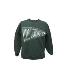 Youth Green Pennant Sweatshirt